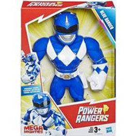 Power Rangers Playskool Preschool Mega Mighties Blue Ranger Figure