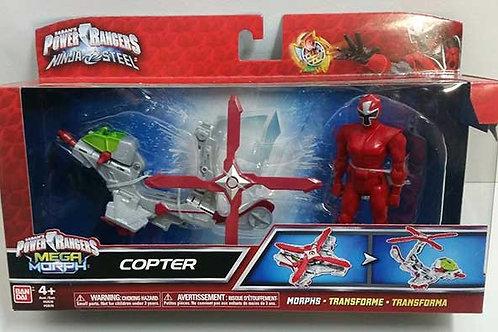 Mega Morph Copter (Red)