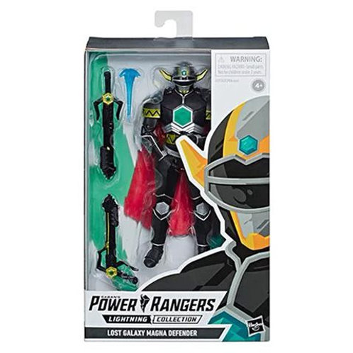 POWER RANGERS LIGHTNING COLLECTION WAVE 2 LOST GALAXY MAGNA DEFENDER