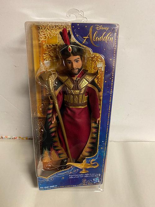 Aladdin Live Action Movie fashion doll Villain Jafar
