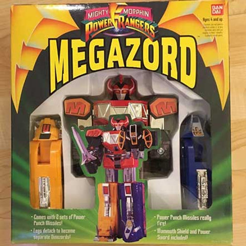 Mighty Morphin Power Rangers Megazord Power Punch Figure