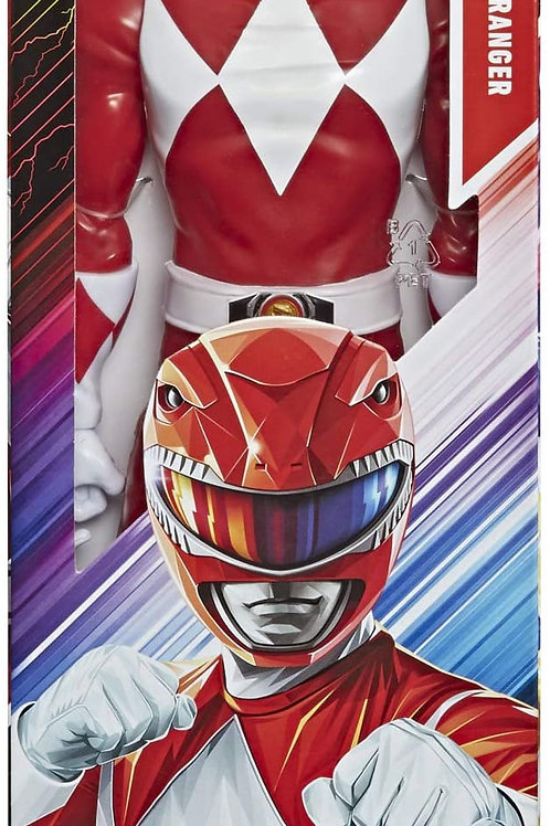 "Power Rangers Mighty Morphin 12"" Red Ranger Classic Figure"