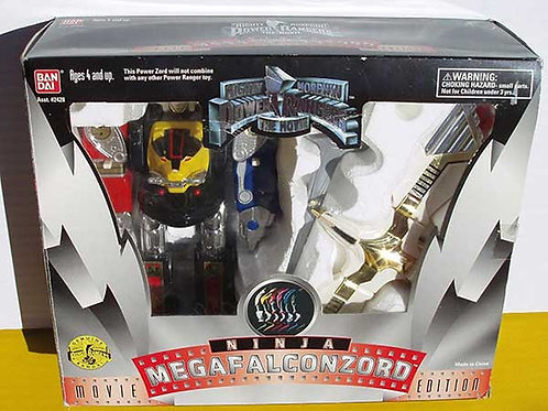 Mighty Morphin Power Rangers Movie Edition Ninja Megafalconzord