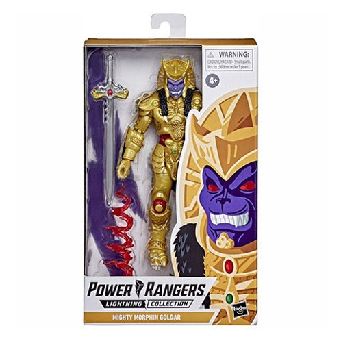 POWER RANGERS LIGHTNING COLLECTION (Wave 6) Mighty Morphin Goldar