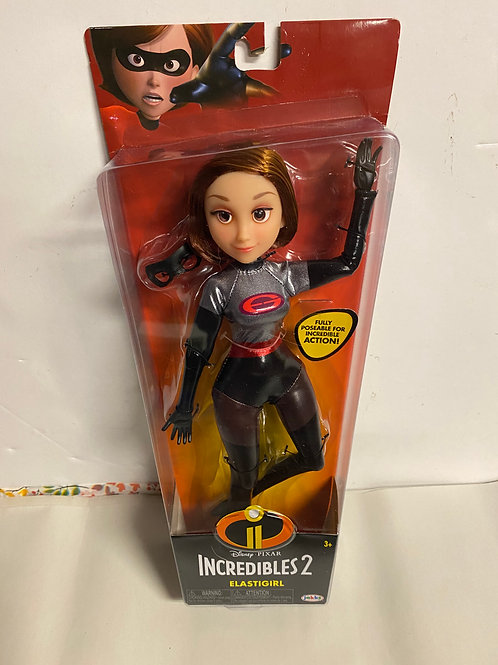 Disney's Incredibles 2 Fashion Doll Ms. Incredible Elastigirl