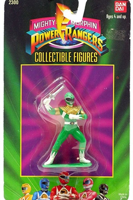 "Mighty Morphin Power Rangers 3"" Collectible Figures Series 1 Green Ranger"