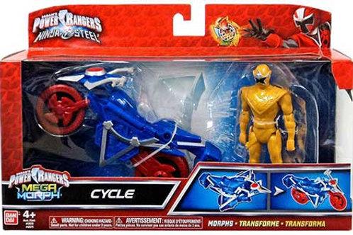Mega Morph Cycle (Gold)