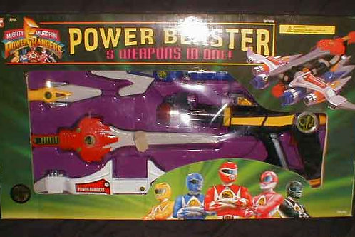 Mighty Morphin Power Rangers Power Blaster Role Play