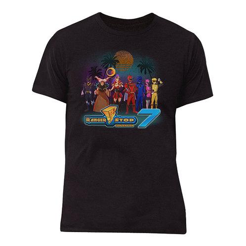 Rangerstop  Convention 2019 Exclusive Weekend T-Shirt
