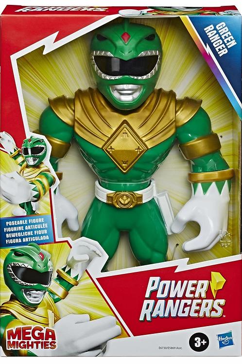 Power Rangers Playskool Preschool Mega Mighties Green Ranger Figure
