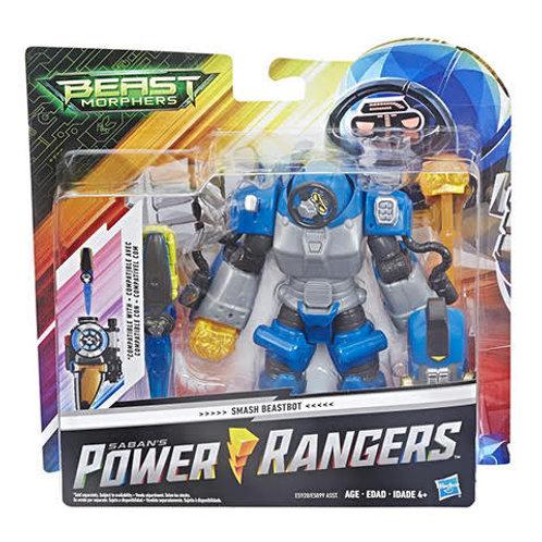 Power Rangers Beast Morphers Smash Beastbot Action Figure
