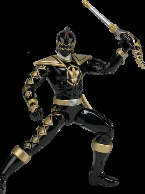 Power Rangers Legacy Collection Wave 5 Black Dino Thunder Ranger