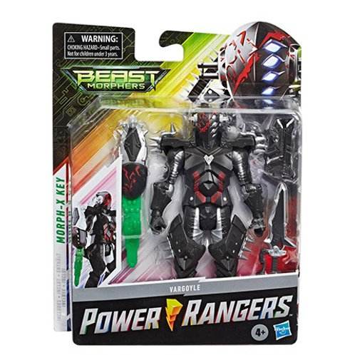 Power Rangers Beast Morphers Vargoyle Villain Action Figure