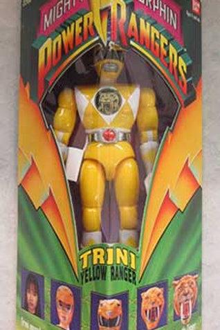 "Mighty Morphin Power Rangers Trini Yellow Ranger 8"" Action Figure"
