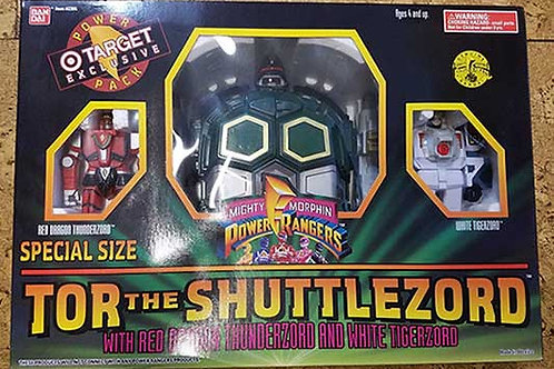 Mighty Morphin Power Rangers Special Size Tor The Shuttlezord