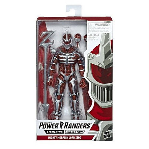POWER RANGERS LIGHTNING COLLECTION WAVE 1 MIGHTY MORPHIN LORD ZEDD