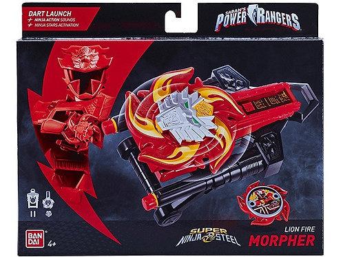 Lion Fire Morpher