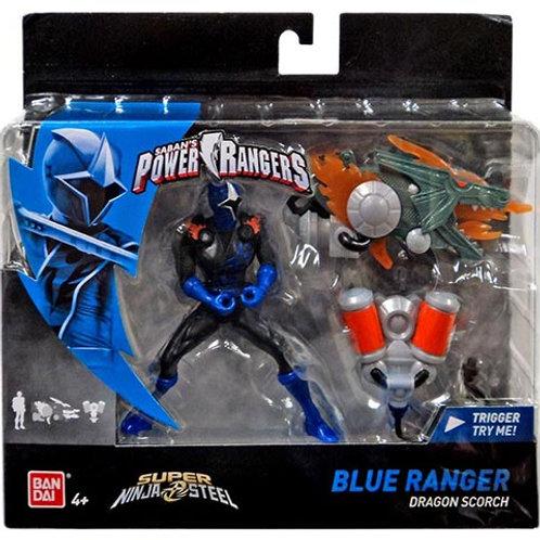Blue Ranger Dragon Scorch