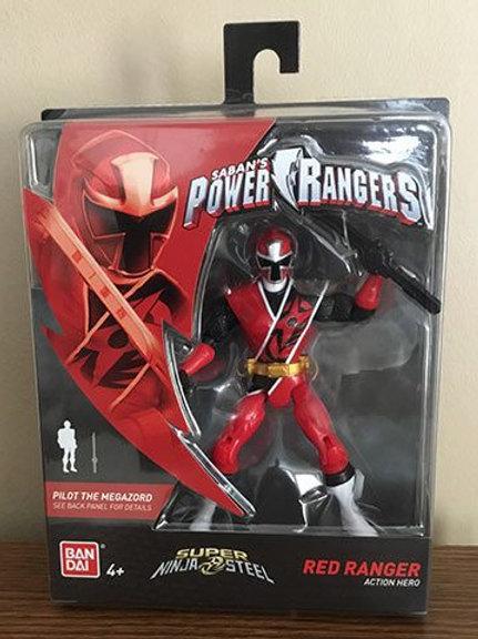 Red Ranger Action Hero