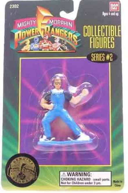 "Mighty Morphin Power Rangers 3"" Collectible Figures Series 2 Billy"