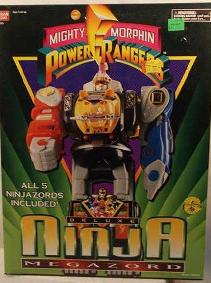 Mighty Morphin Power Rangers Deluxe Ninja Megazord