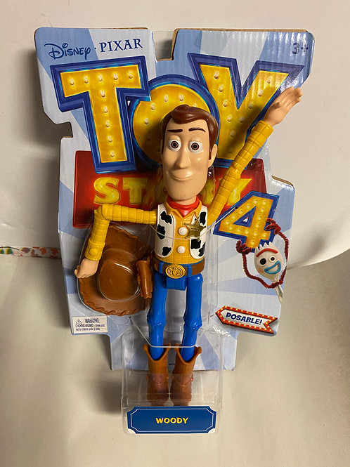 Disney's Toy Story 4 Movie action figure Woody