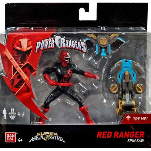 Red Ranger Spin Saw