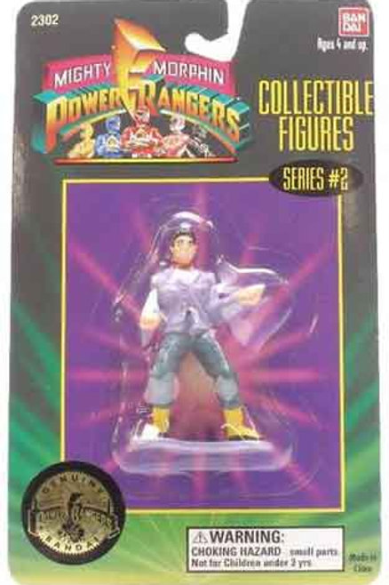 "Mighty Morphin Power Rangers 3"" Collectible Figures Series 2 Skull"