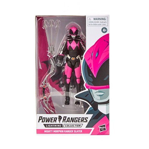 POWER RANGERS LIGHTNING COLLECTION WAVE 5 MIGHTY MORPHIN RANGER SLAYER
