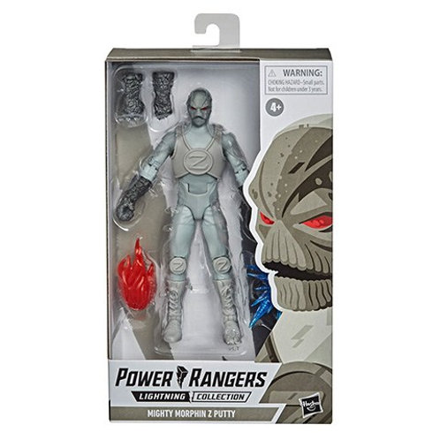 POWER RANGERS LIGHTNING COLLECTION  (Wave 7) Mighty Morphin Z Putty