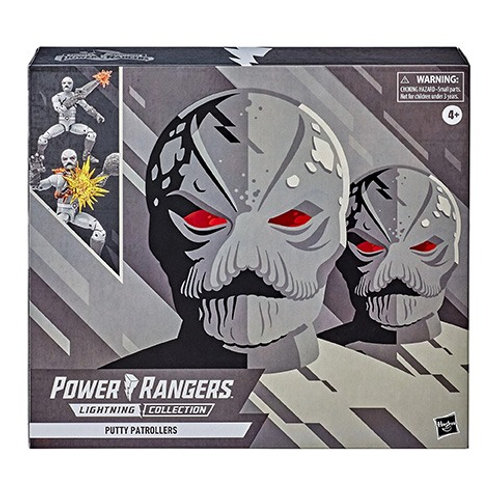 POWER RANGERS LIGHTNING COLLECTION Putty Patrollers