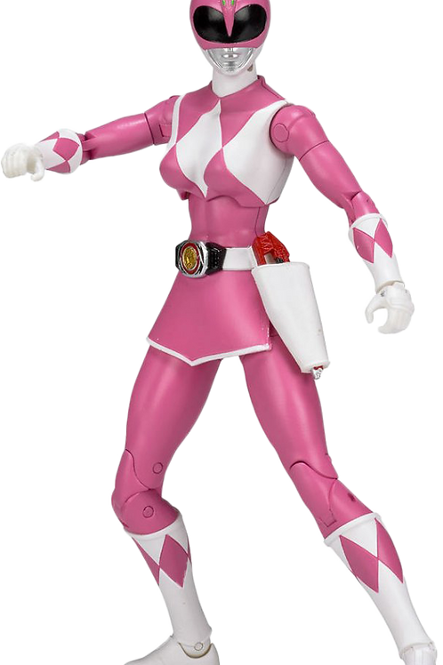 Power Rangers Legacy Collection Wave 2 Mighty Morphin Pink Ranger