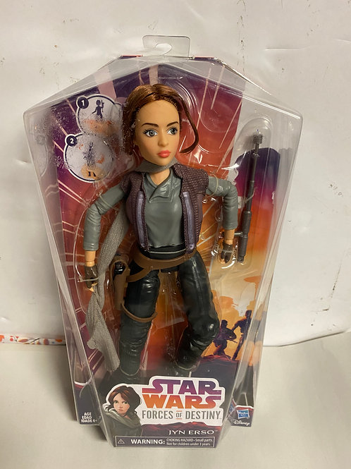 Star Wars Destiny Force Rogue One Jyn Erso