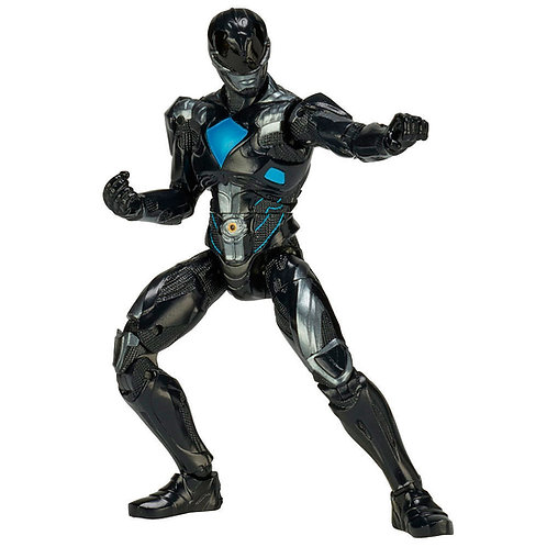 Power Rangers Legacy Collection Toys-R-Us Exclusive Black Ranger (2017 movie ver