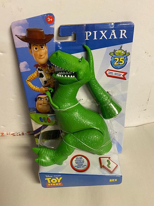 Disney's Toy Story 4 Movie action figure Rex the Dinosaur