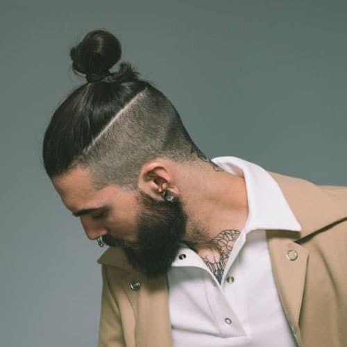 2021  Trending Haircuts & Beards For Men