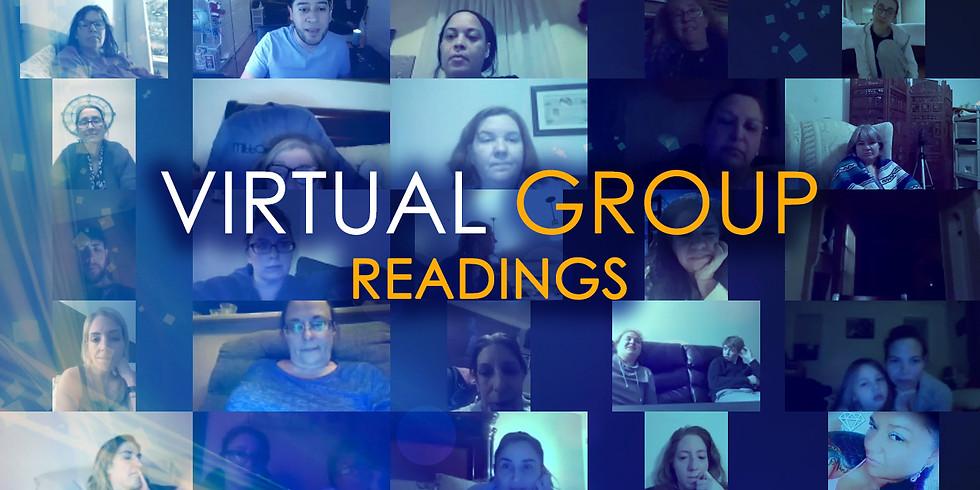 Virtual Readings Mini Group B