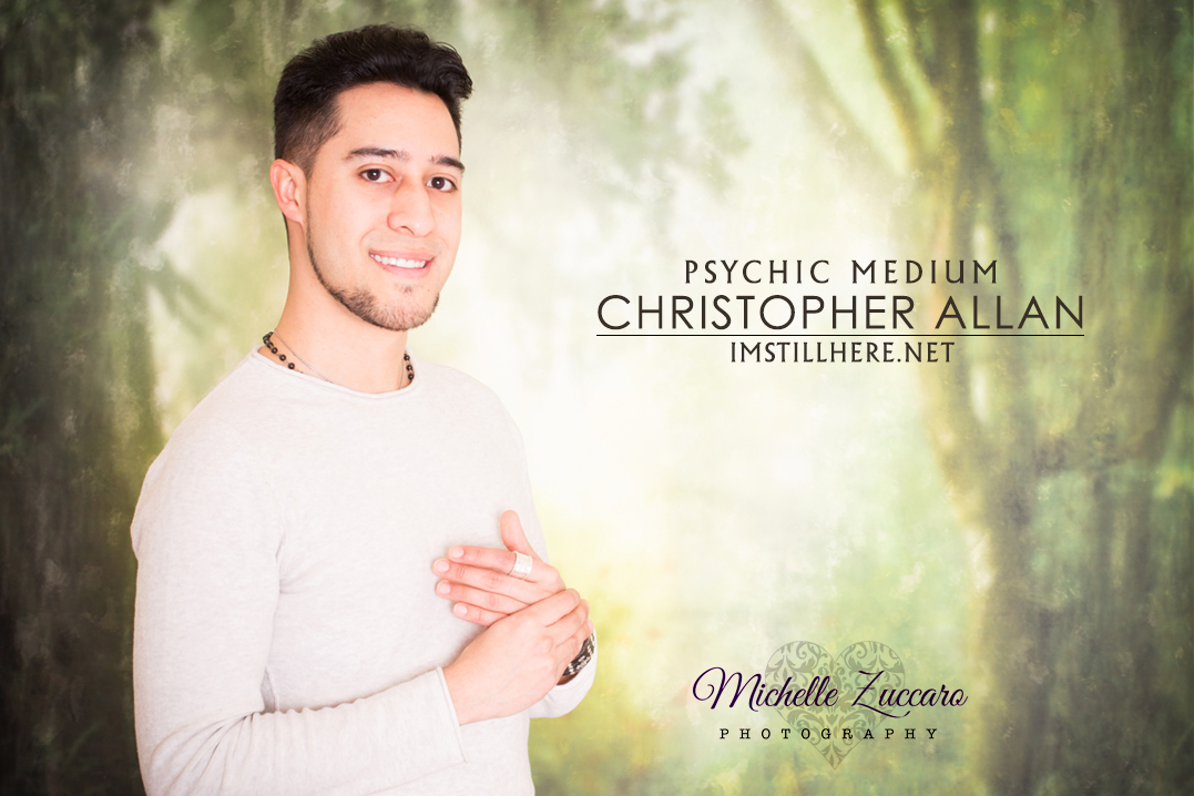 Psychic Medium Christopher Allan