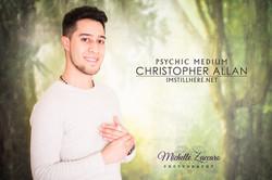 Psychic Medium Christopher Allan