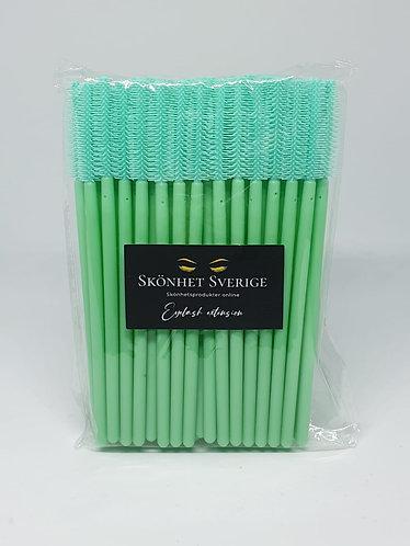 Fransborste grön 50st