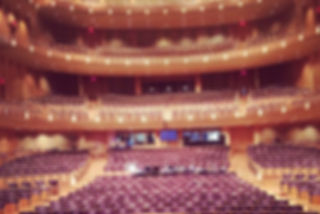 Theater, Strathmore Center