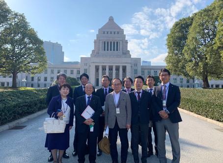 30周年記念 国会議事堂ツアー