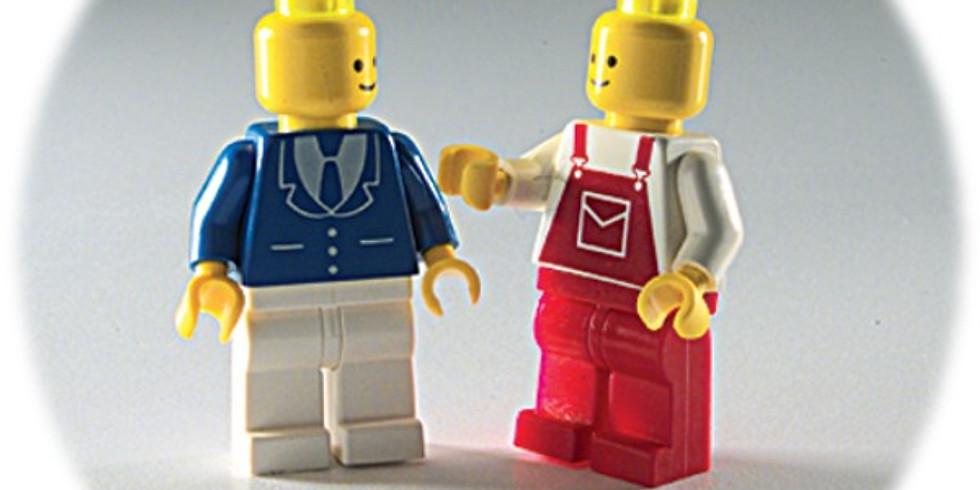 Hack your brain by using Lego® bricks