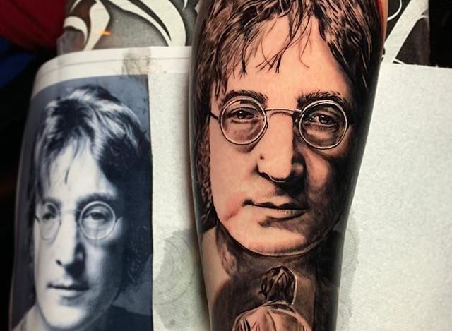 -John Lennon&Liam Gallagher-_.._._._._._