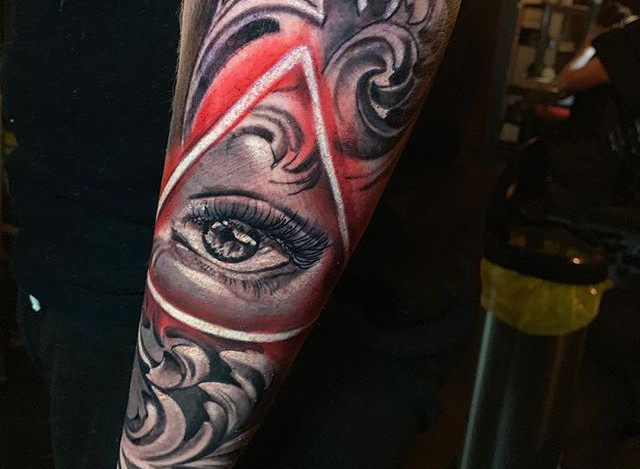Had the pleasure of adding this eye and