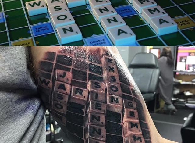 #tattoo #throwback #family #nametattoo.j