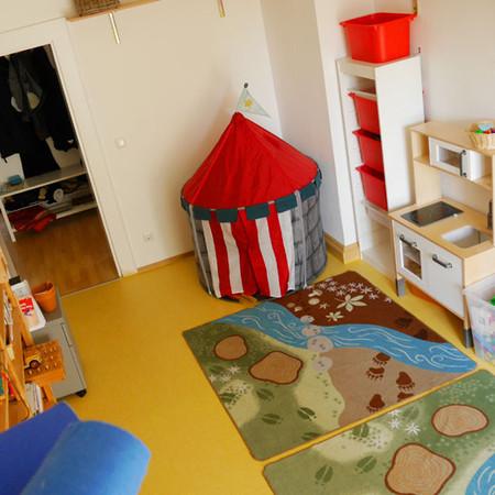 Unser Spielezimmer