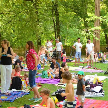 Sommerfest im Prinzengarten