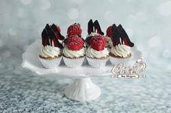 High Heel Shoe Cupcakes