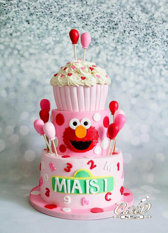 Sensational Kids Cakes Laurel Caked By Niqua Personalised Birthday Cards Epsylily Jamesorg